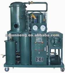Paper Mill Efficient Vacuum Machine Oil Demulsification Purifier