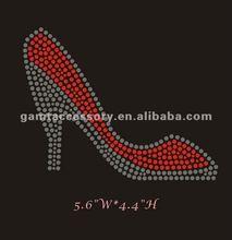 Rhinestone Transfer Design/Girly Things/High Heel Shoe/Shoes