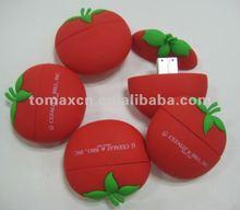 tomato USB flash stick