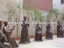ancient cast Bronze Sculpture