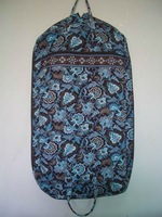 Z142 Quilted 100% Cotton Garment bag