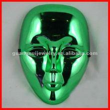 fashion green venetian carnival masquerade mask