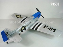 2.4G 4CH RC AIRPLANE(MUSTANG P-51)