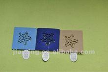 laser cut crafts felt coaster ornaments