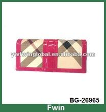 2012 fashion fold wallet women