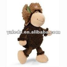 Stuffed and animal plush sheep toy/animal/ artificial sheep
