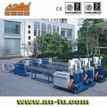TPU TPR elastic rubber band machine