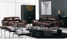 2012 office sofa modern design leather sofa H332
