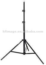 Black Professional alumium light stand ST-806B