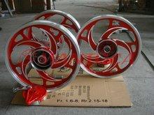 Aluminium wheel for GL125