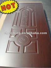 melamine moulded door skin for interior