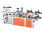 Hot sealing t-shirt plastic bag making machines price