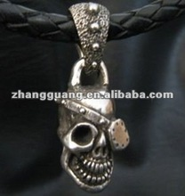 fashion new designed Pirates Skull Pendant