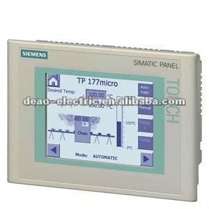 Siemens SIMATIC PANEL táctil TP177 MICRO 6AV6 640-0CA11-0AX0