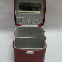 2012 hot sale high quality fashion makeup case/cosmetic box/aluminium tools case