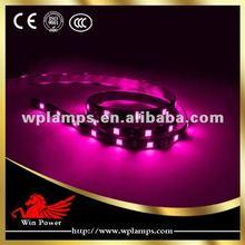 2012 hottest new arriving DC 12/24V IP65/IP68 waterproof 5050 SMD LED Strip light