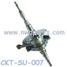 VS125 motorcycle crankshaft