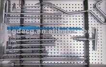 Grand conjunto de instrumentos d10000-1 proximal do fêmur haste bloqueada ( padrão )/ retrógrada femural haste bloqueada