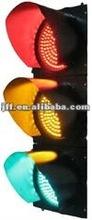 3 aspects LED traffic signal heads