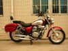 125cc EEC chopper motorbike