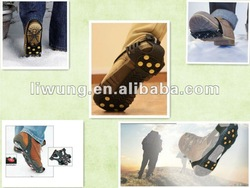 Ice/Snow Spikes Overshoes
