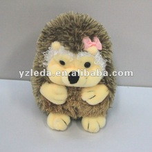 Plush Hedgehog Toy