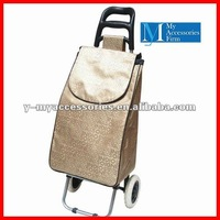 2012 foldable shopping carts for seniors