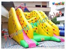 Hot Sale colourful inflatable spiderman slide (Slide-182)
