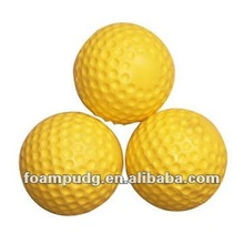 sell 42mm PU promotion golf ball