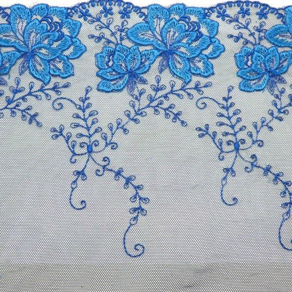 Как вышить кружевные вышивки
