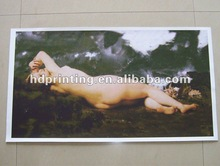 nude women canvas picture