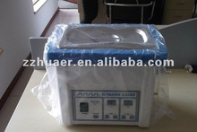 CE approved ultrasonic denture cleaner