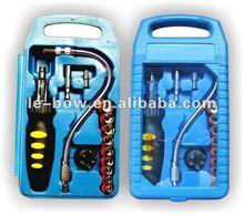 LB-016 ratchet screwdriver and bits hand tool set