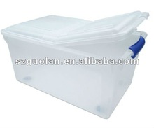 High quality plastic storage container mould storage box