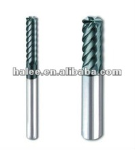 6 Flutes Finishing End Mill