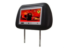 """SD Display Body Sensor 7"""" sample of taxi advertisement product"""