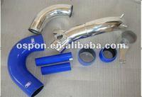 Intercooler pipe kits for Mitsubishi Lancer evo X air intake (AMS)