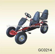 4-Wheel Pedal Go Kart 120Kg Capacity GC0214