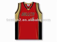 Fashion style basketball top
