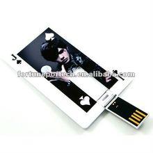 poker chip usb flash drive card