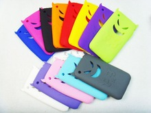 Devil Fashion Silicone mobile phone accessories(for iPhone3G)