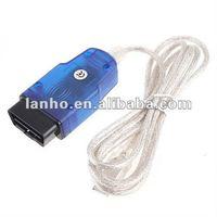 USB OBD-II-2 KKL 409.1 OBD2 Cable VAG-COM for VW/AUDI