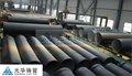 Torneira preço k9 ISO2531 & BS EN545 DIP tubos de ferro fundido