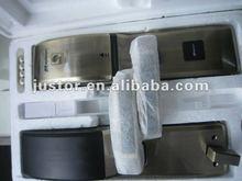 waterpoof,dustproof remote digital code door lock with CE certification JU-EZ0413