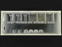 ablution container with CE,CSA,B.V.,AS certificate