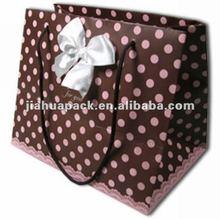 Brown Kraft Paper Garment Bag