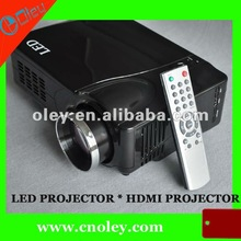 small 2200lumens tv projector home 1080p cinema