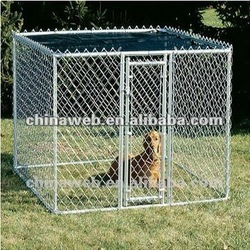5' x 5' x 4' Pet Playpen Dog Exercise Kennel Crate Cage