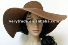 wide brim summer beach hats