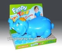 pull string Elephant baby bath water toy